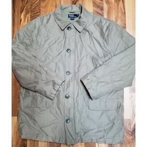 Vintage Polo Ralph Lauren Jacket. AMAZING! Quilted